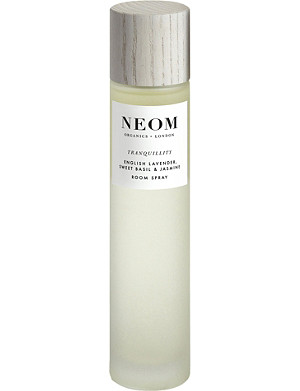 NEOM LUXURY ORGANICS Tranquility room spray 100ml