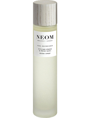 NEOM LUXURY ORGANICS Feel refreshed room spray 100ml
