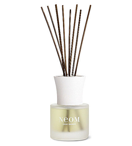 NEOM LUXURY ORGANICS Refresh organic reed diffuser 100ml
