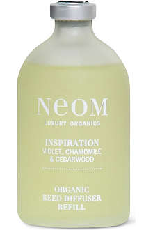 NEOM LUXURY ORGANICS Refresh organic reed diffuser refill 100ml