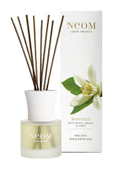 NEOM LUXURY ORGANICS Happiness reed diffuser