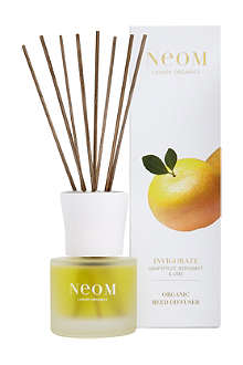 NEOM LUXURY ORGANICS Invigorate organic reed diffuser 100ml