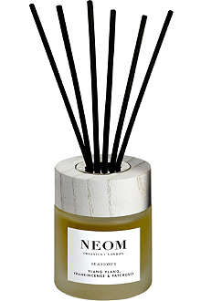 NEOM LUXURY ORGANICS Sensuous reed diffuser 100ml