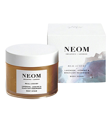 NEOM LUXURY ORGANICS Real Luxury body scrub 332g