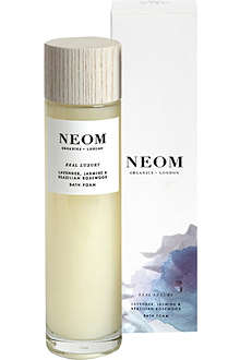 NEOM LUXURY ORGANICS Real Luxury bath foam 200ml