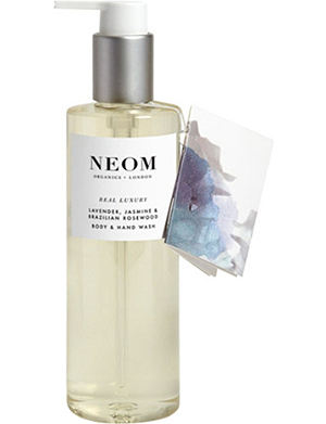 NEOM LUXURY ORGANICS Real Luxury body and hand wash 250ml