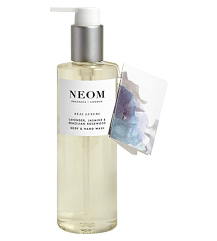 NEOM LUXURY ORGANICS Real Luxury body and hand wash 250ml