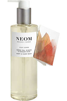 NEOM LUXURY ORGANICS Feel Good body and hand wash 250ml