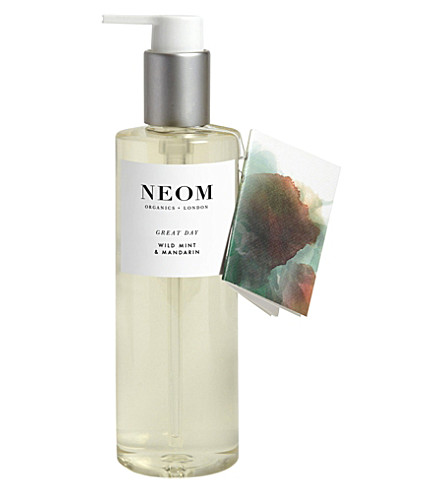 NEOM LUXURY ORGANICS Great Day body and hand wash 250ml