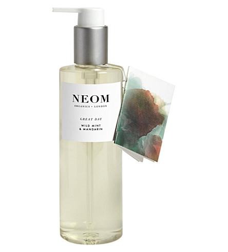 NEOM LUXURY ORGANICS Great Day body and hand wash 250ml