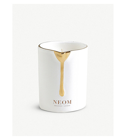 NEOM LUXURY ORGANICS Skin treatment candle traquillity