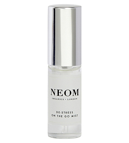 NEOM LUXURY ORGANICS De-stress on the go mist