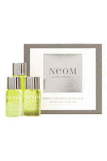 NEOM LUXURY ORGANICS Three Nights Of Peace gift set