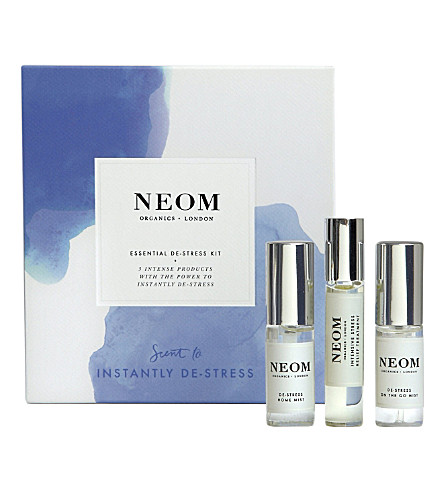 NEOM LUXURY ORGANICS Essential de stress kit
