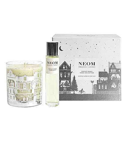 NEOM LUXURY ORGANICS Perfect peace home collection
