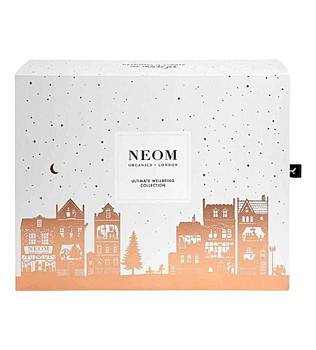 NEOM LUXURY ORGANICS Ultimate wellbeing collection