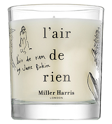 MILLER HARRIS L'Air de Rien scented candle 185g