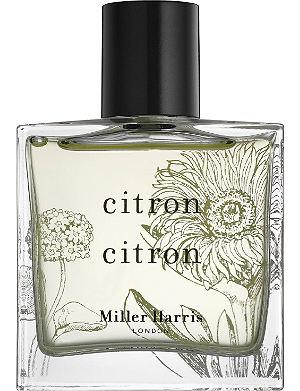 MILLER HARRIS Citron Citron eau de parfum 50ml
