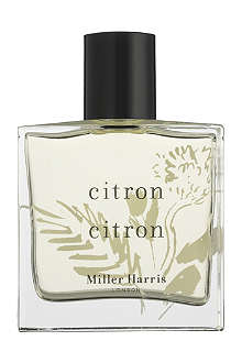 MILLER HARRIS Summer Collection Citron Citron eau de parfum 50ml