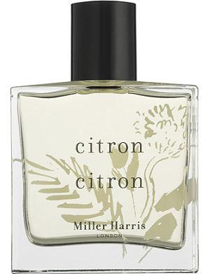 MILLER HARRIS Summer Collection Citron Citron eau de parfum 50ml