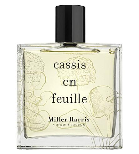 MILLER HARRIS Cassis en Feuille eau de parfum 100ml