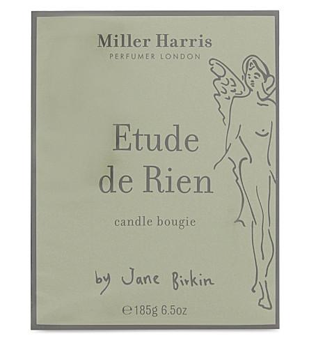 MILLER HARRIS Etude de Rien candle 185g