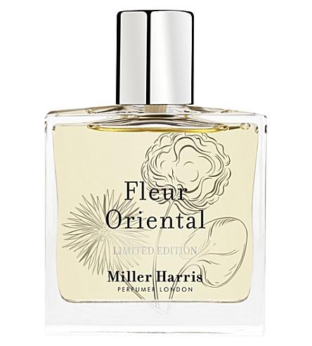 MILLER HARRIS Fleur Oriental Eau de Parfum Limited edition 50ml