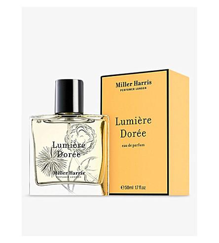 MILLER HARRIS Lumière Dorée Eau de Parfum 50ml