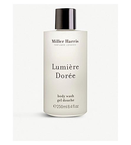MILLER HARRIS Lumière Dorée Body Wash 250ml