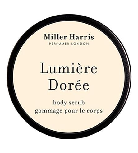 MILLER HARRIS Lumière Dorée Body Scrub 175ml