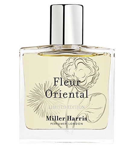 MILLER HARRIS Geranium Bourbon Eau de Parfum Limited edition 50ml