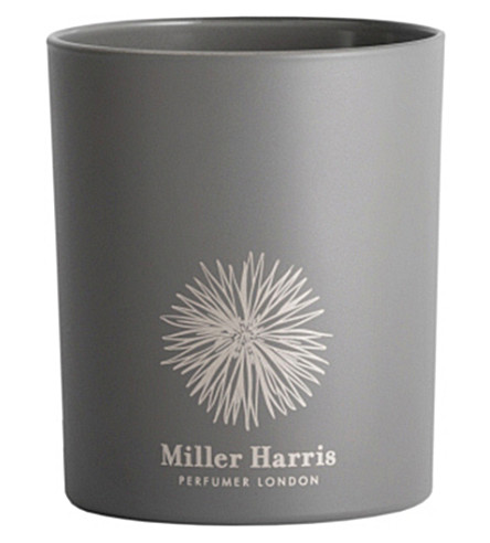 MILLER HARRIS L'art de Fumage scented home candle 185g