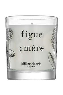 MILLER HARRIS Figue Amre scented candle 185g