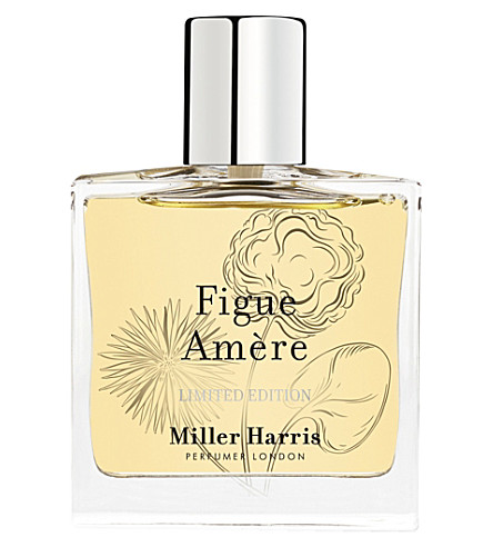 MILLER HARRIS Figue Amre eau de parfum Limited edition 50ml