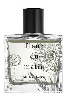 MILLER HARRIS Fleur du Matin eau de parfum 50ml