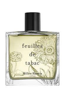 MILLER HARRIS Feuilles de Tabac eau de parfum 100ml