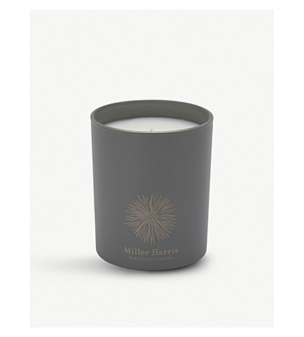 MILLER HARRIS Infusion de Thé scented candle 185g