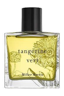 MILLER HARRIS Tangerine Vert eau de parfum 50ml