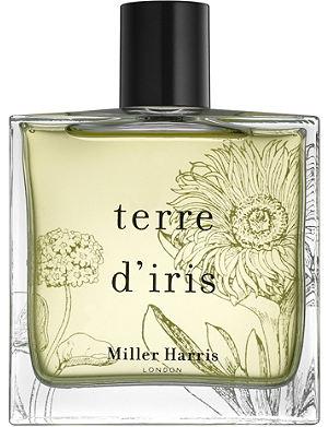 MILLER HARRIS Terre d'iris eau de parfum 100ml
