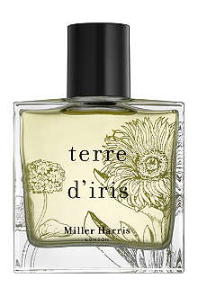 MILLER HARRIS Terre d'iris eau de parfum 50ml