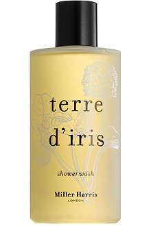 MILLER HARRIS Terre d'iris shower wash 250ml