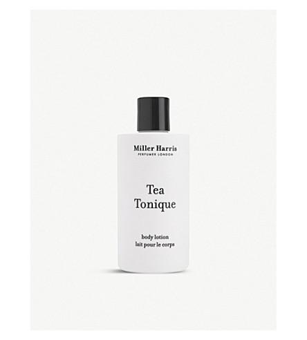 MILLER HARRIS Tea Tonique Body Lotion 250ml