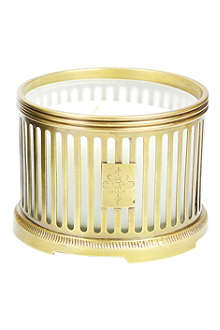 D.L. & CO Proprietors Reserve gold candle