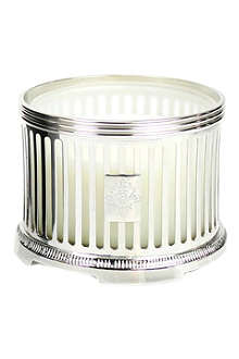 D.L. & CO Silver proprietors reserve candle