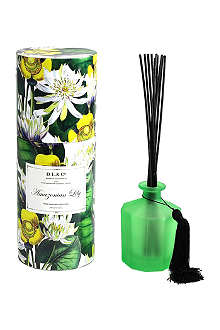 D.L. & CO Amazonian lily 10 sided diffuser