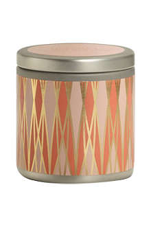 ILLUME Coconut Milk Mango mini scented candle tin