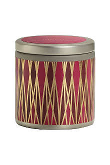 ILLUME Thai Lily mini scented candle tin