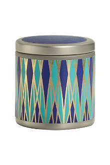 ILLUME Mediterranean mini scented candle tin