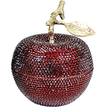 D.L. & CO Swarovski Apple candle 80g