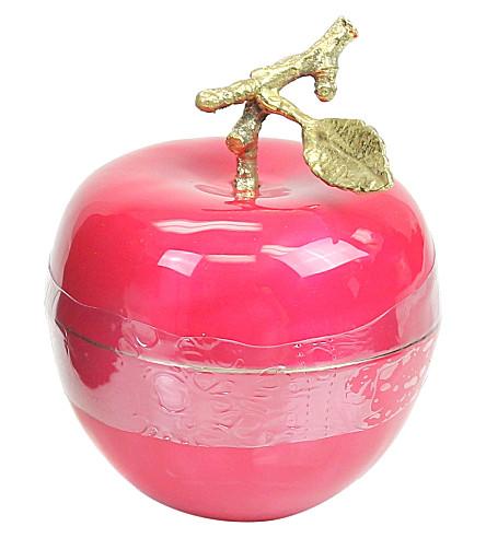 D.L. & CO Jardin Fruitier Le Pomme Rose scented candle